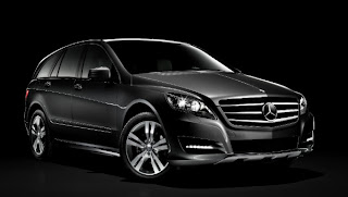 Mercedes-Benz R-Class diesel launched