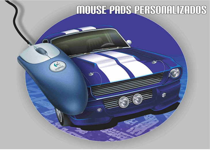CAR MOUSE PADS