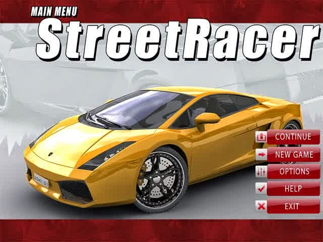 Game Balapan Seru Street Racer