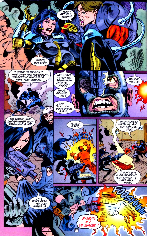 Deathstroke (1991) Issue #44 #49 - English 13