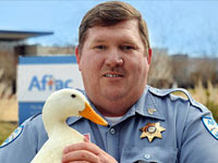 aflac duck guy
