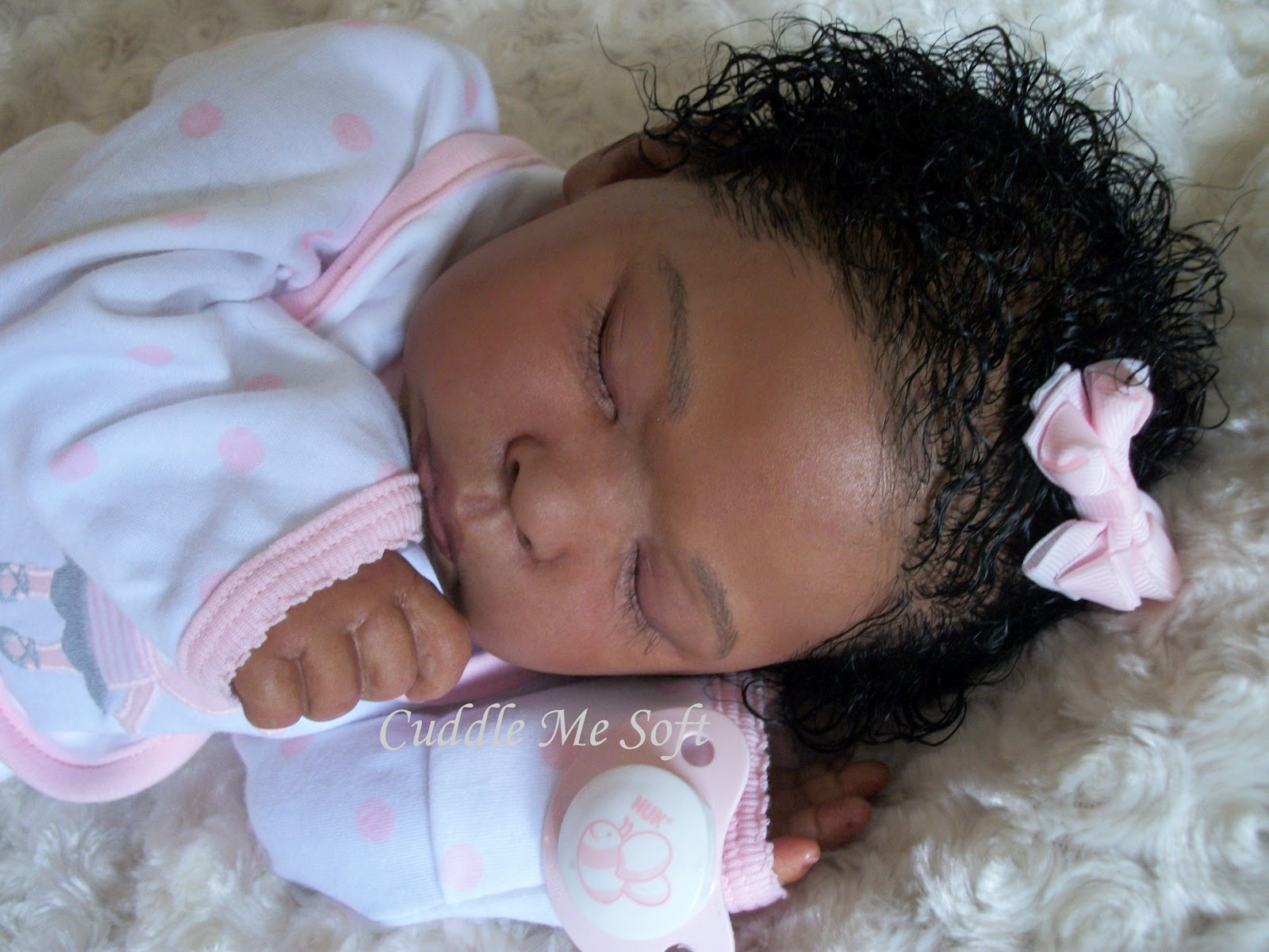 Realistic 22 Sweet Blom Reborn Baby Doll Girl