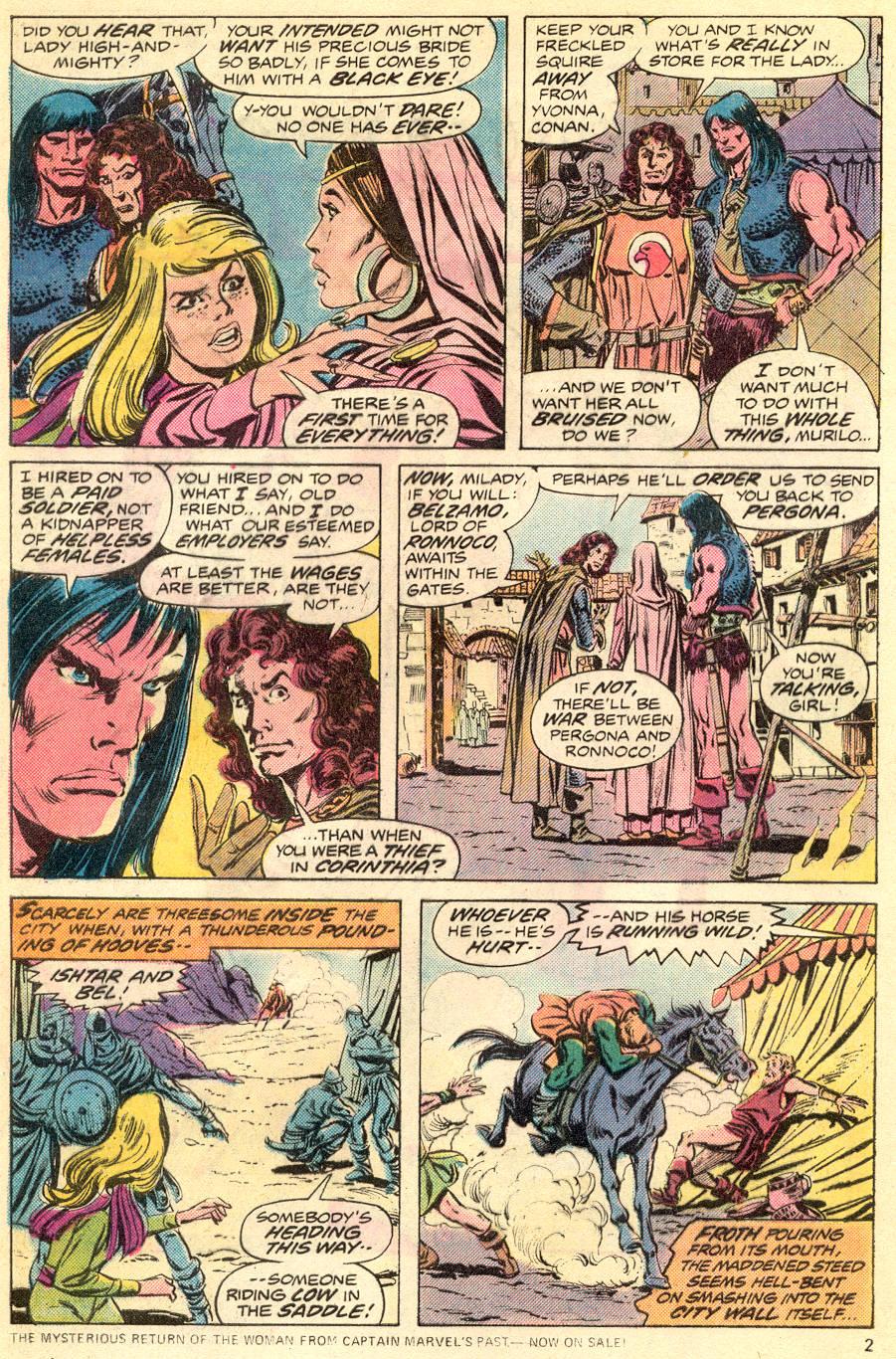 Conan the Barbarian (1970) Issue #54 #66 - English 3