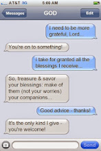 Texting with God