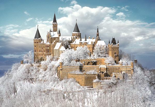 Hohenzollern Castle Germany World Travel Destinations