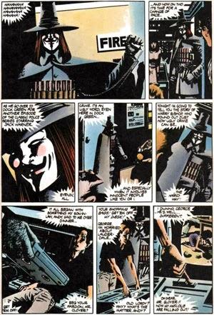 "paginas de ""V de Vendetta"""