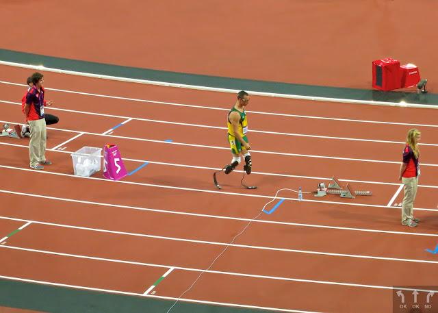 #OscarPistorius #Olympics #LondonOlympics #London2012 #okokno