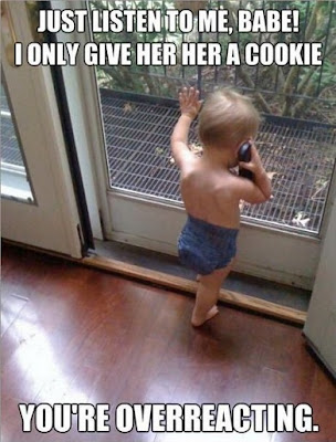 Baby Phone Cookie Funny Relationships