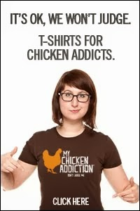 CHICKEN T-SHIRTS!
