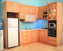 kitchen set cantik harga murah