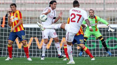 Lecce 3 - 4 AC Milan (1)