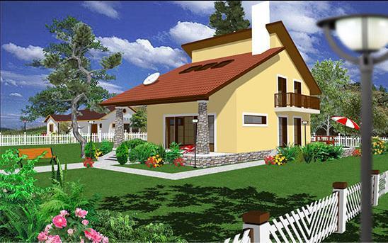 Fachadas de casas fachadas de casas de planta baja - Fachadas de casas modernas planta baja ...