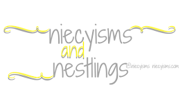 niecyisms and nestlings