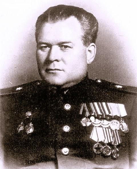 Vasili Blokhin's official photo
