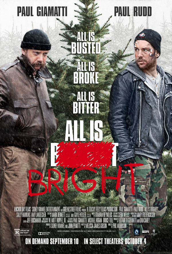 All Is Bright – BRRip AVI e RMVB Legendado