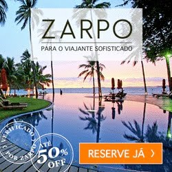 Viaje com Zarpo
