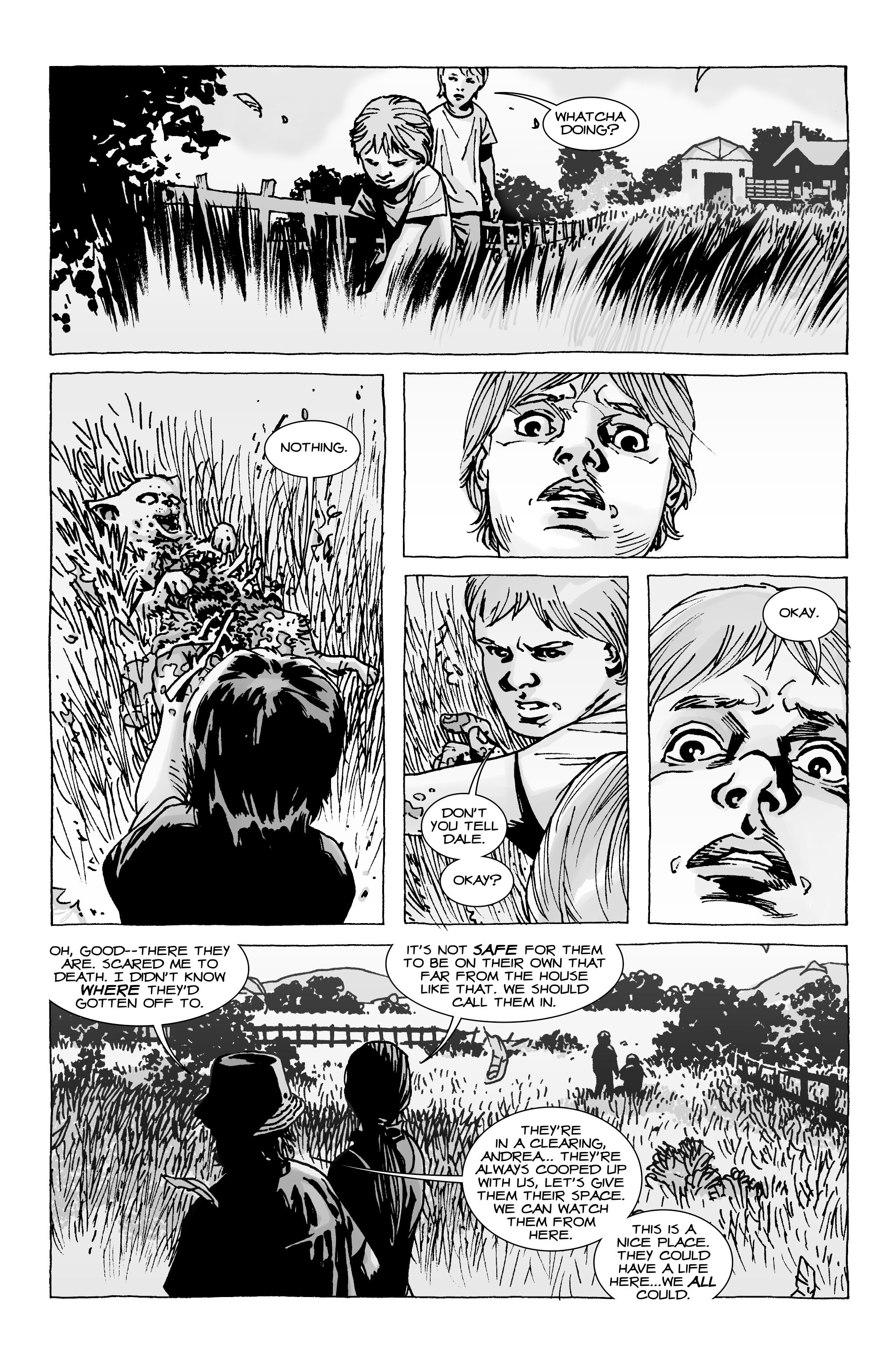 The Walking Dead 60 Page 12