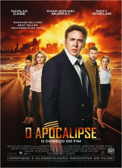 Baixar Filme O Apocalipse 2014 AVI + RMVB HDRip Dublado Torrent