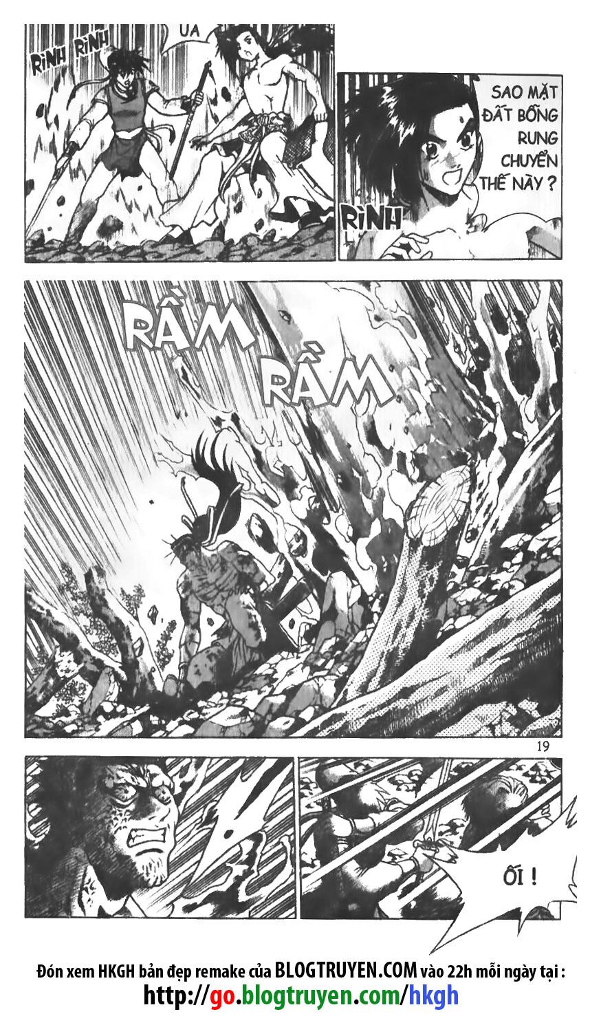 Hiệp Khách Giang Hồ chap 159 page 20 - IZTruyenTranh.com