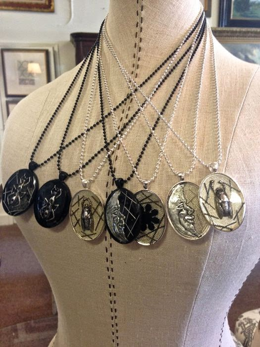Halloween inspired jewelry  The Pickled Hutch