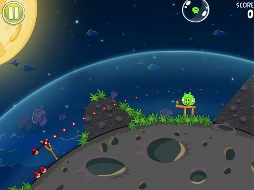 Angry Birds Space v.1.0.0