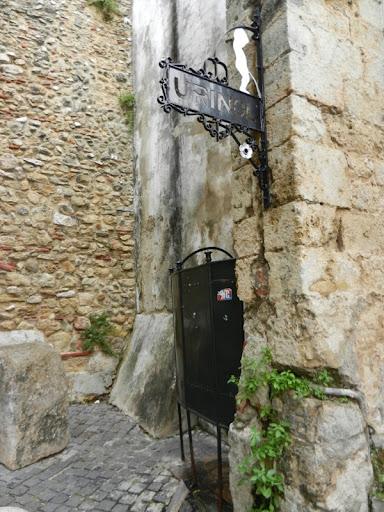 Лиссабон. туалет