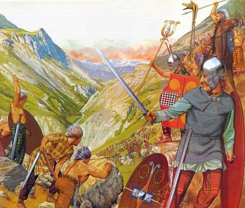 Gallic & Celtic Warbands picture 3
