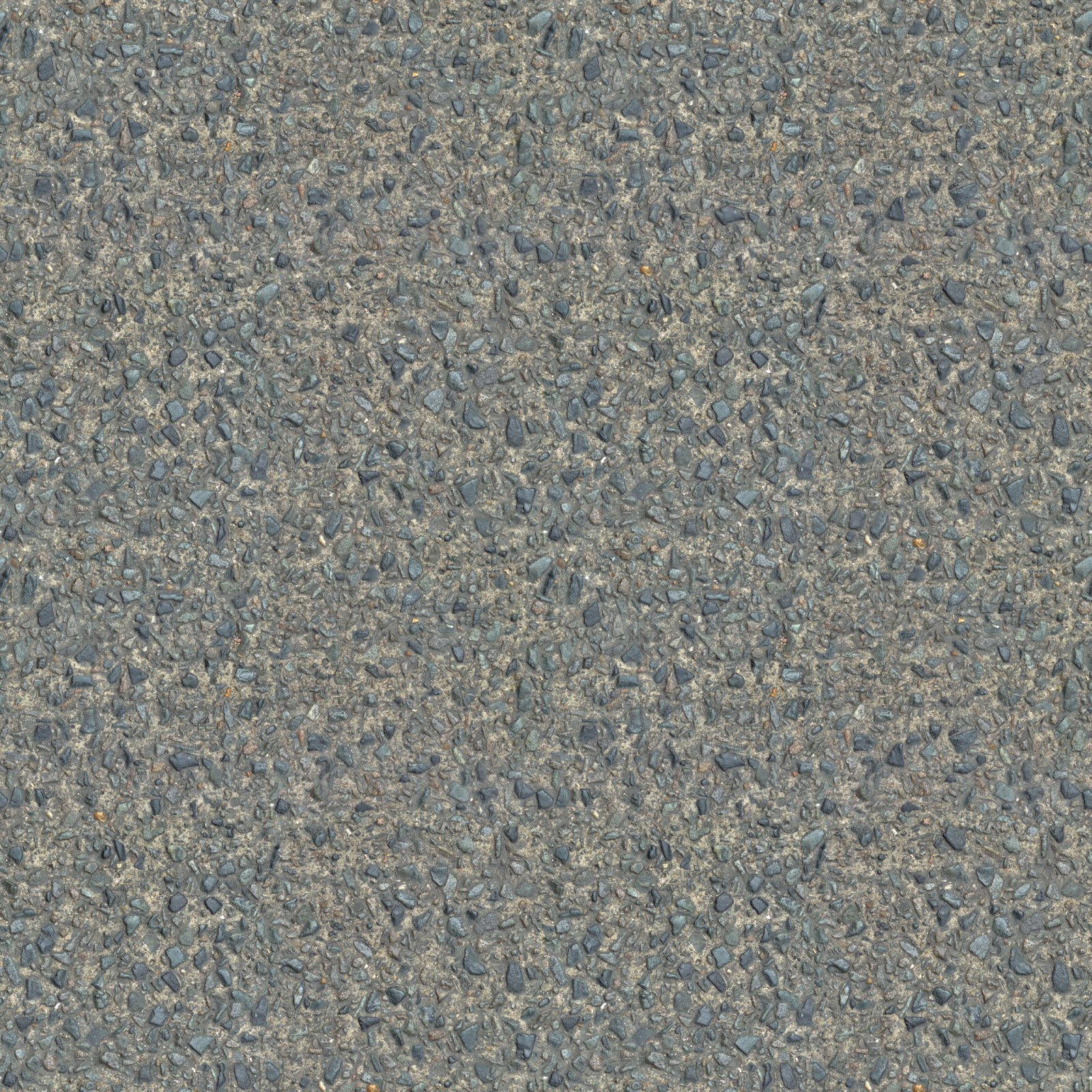 (CONCRETE 16) seamless floor granite stones texture