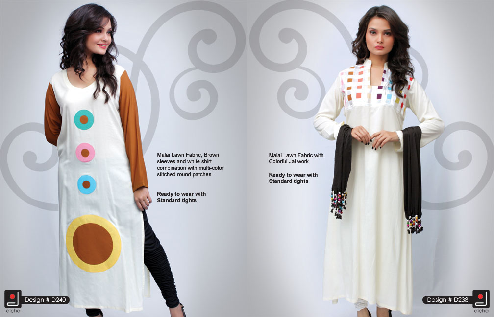 DichaKurti2013Volume 3 - Dicha Long Kurti Collection 2013