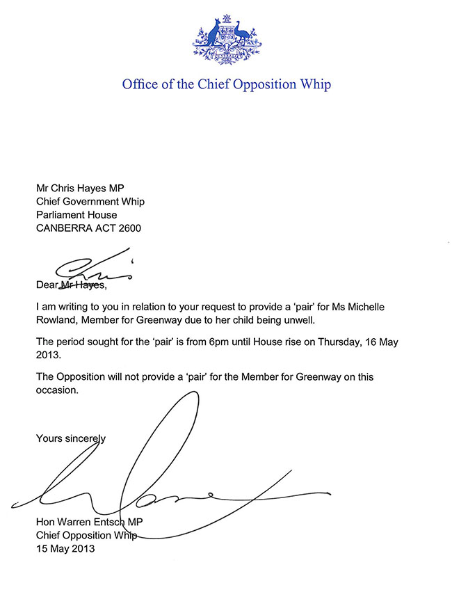 Peter Martin Abbotts Shame Long May This Letter Be