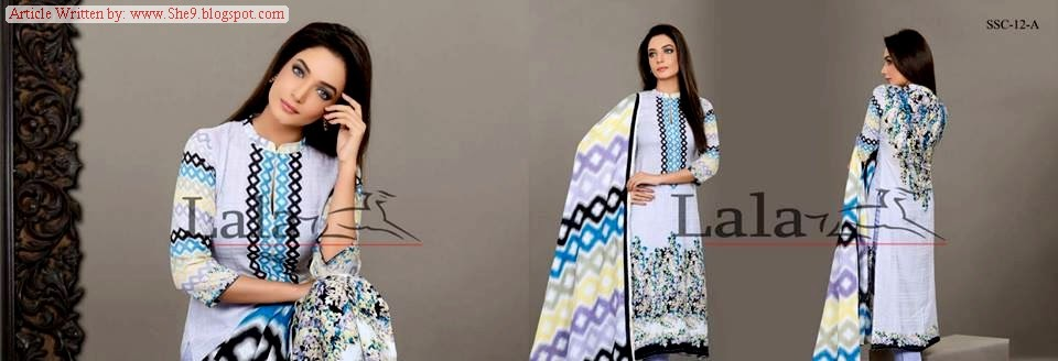 Sana-Samia Cotton Midsummer Collection 2014
