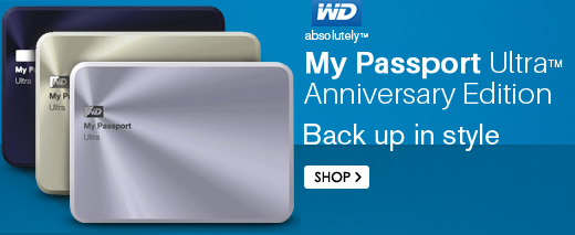 WD My Passport Ultra Metal Edition 1TB Hard Disk for Rs 6227 (Snapdeal Exclusive) : BuyToEarn