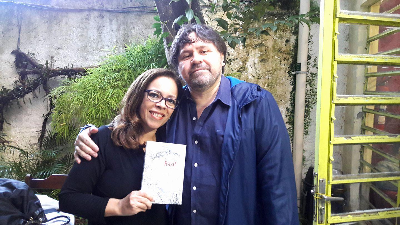 """*Curso de Contos e Poesias """"Soltando a Língua"""" com Marcelino Freire"""