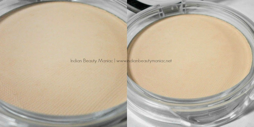 Oriflame Very Me No time for shine Compact Powder