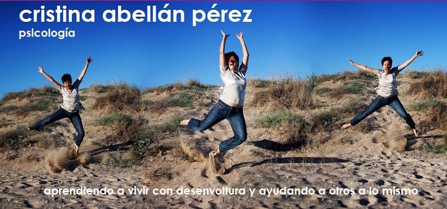 Cristina Abellán Pérez Psicología
