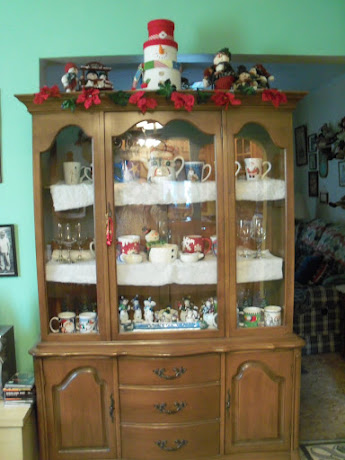 One of my china cabinets