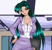 「Sailor Pluto H-Game in english!