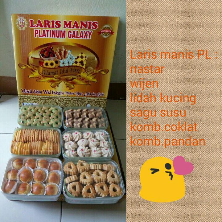 Platinum Laris manis