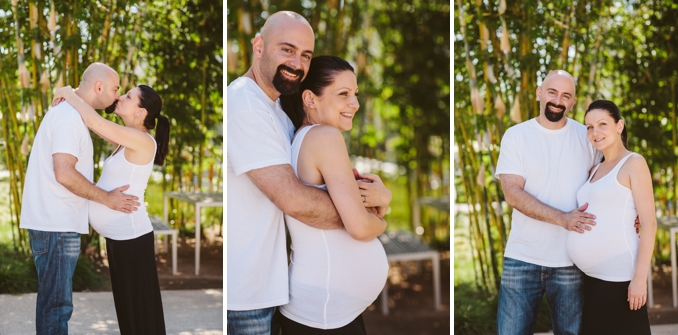 Adorable family maternity shoot by STUDIO 1208