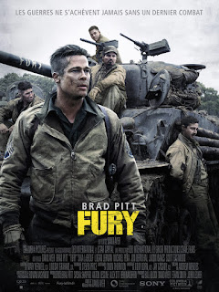 Fury (2014) Hollywood Movie Bluray HD