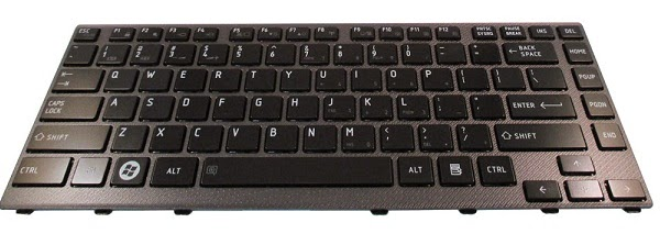 Keyboard Toshiba Satellite M645 M640
