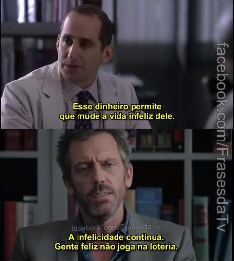 frases dr, house