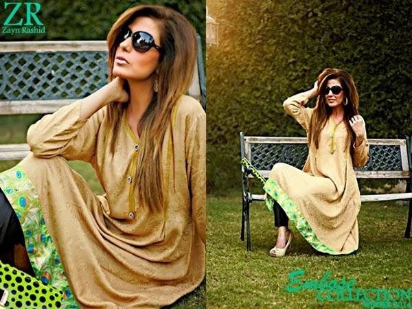 Zayn Rashid Winter Designs