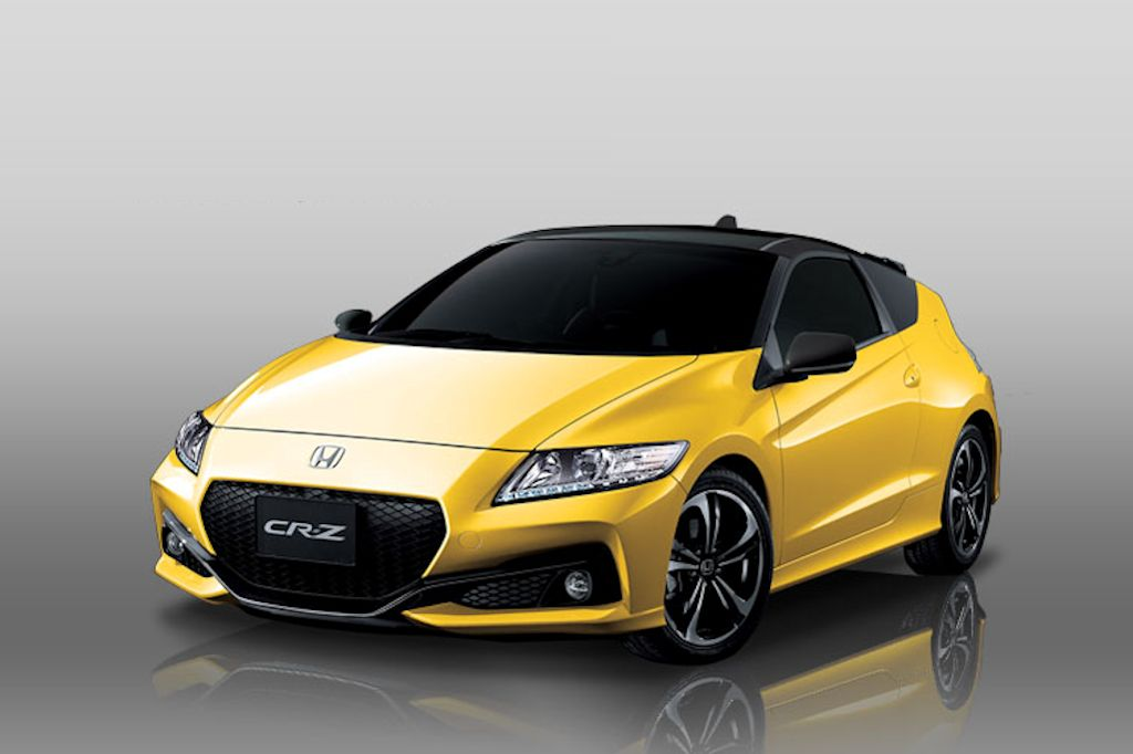 Honda Cars Philippines Makes CRZ Sports Hybrid Available - Best honda cars 2016