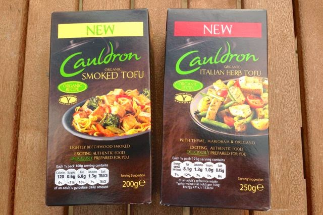 Cauldron Smoked / Italian Herb Tofu