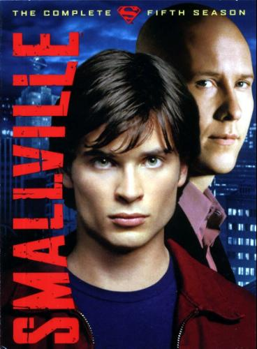 Seriado Smallville 5ª Temporada DVDRip RMVB Dublado
