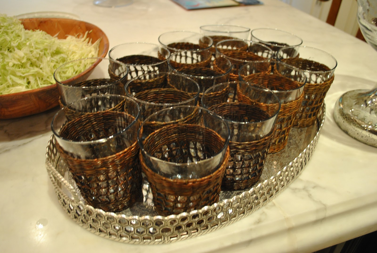 Party central part i home interior design ideas - Plastic sangria glasses ...