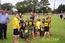 Barefoot Boy Rugby In South Africa
