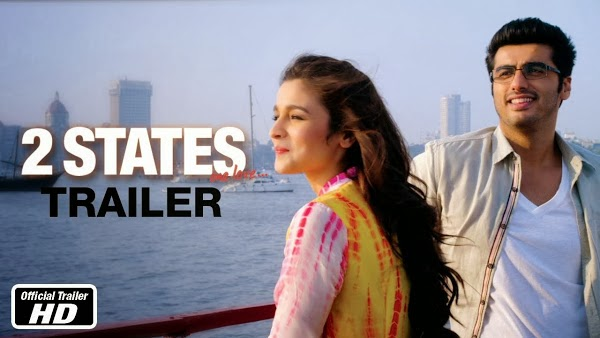 2 States (2014) Hindi Movie Official Trailer