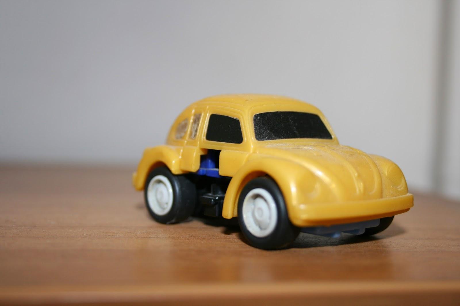 Bumblebee transformer 90s toy